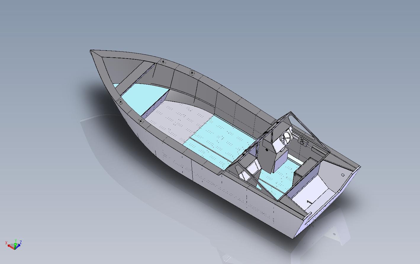 Aluminum Fishing Boat Plans | www.galleryhip.com - The ...